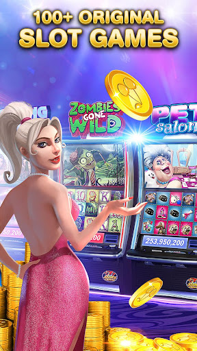 777 Slots – Free Casino screenshot 2