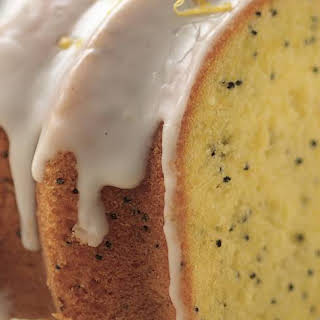 Lemon-Poppy Seed Cake.