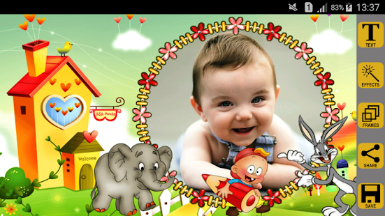 Download Baby Photo Frames For PC Windows and Mac apk screenshot 5