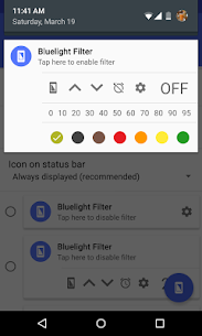 Bluelight Filter for Eye Care 2.6.1 Beta 5 [Pro Unlocked] Cracked Apk 4