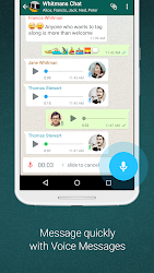 WhatsApp Messenger For Android 4