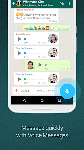 WhatsApp Messenger Beta (With Dark Mode) v2.20.26  Free Download For Android 4