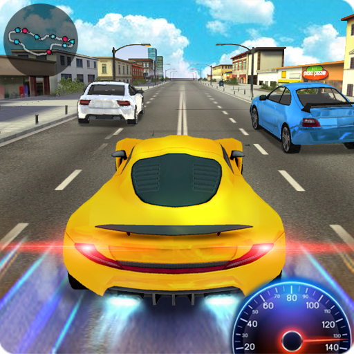 Racing Car Traffic (game)