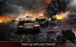 World of Armored Heroes: WW2 Tank Strategy Wargame