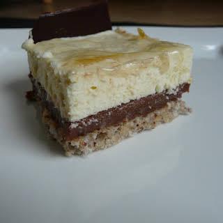 Lemon-Chocolate Mousse Cake..