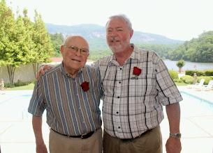 Photo: Gay Wedding Lake Lure,  NC http://WeddingWoman.net