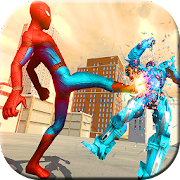 Game spider flying hero Vs Strange hero: Anti Terrorist apk for kindle fire
