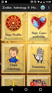 Zodiac Astrology & Horoscope- screenshot thumbnail