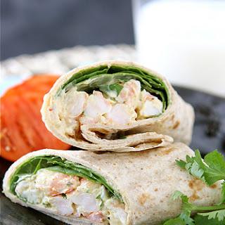 Healthy Shrimp Wrap Recipes.