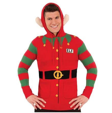 Jultröja, Elf hoddie XL