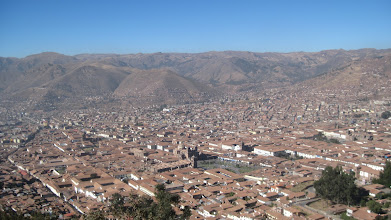 Photo: Cusco Valley, in the heart of the Andes Mountains