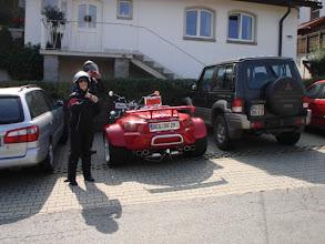 Photo: Fahrt zum kleinen Arbersee