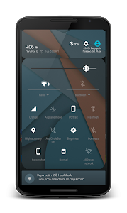 Different CM12 theme v11.0