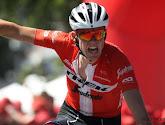 Ex-wereldkampioen Mads Pedersen wint massasprint BinckBank Tour