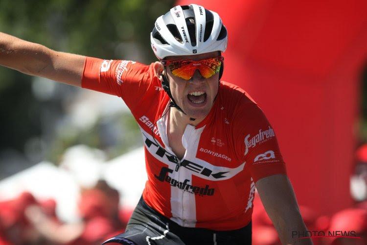Trek-Segafredo prolonge un de ses coureurs