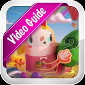 Guide Candy Crush Saga - Video Game Walkthrough