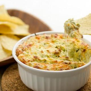 Jalapeño Cheese Dip.
