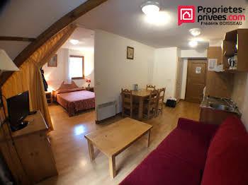 Appartement 2 pièces 35,89 m2