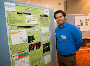 "Photo: Vahid Pazhakh, ""Modelling antifungal treatments in zebrafish embryos infected with Penicillium marneffei"""