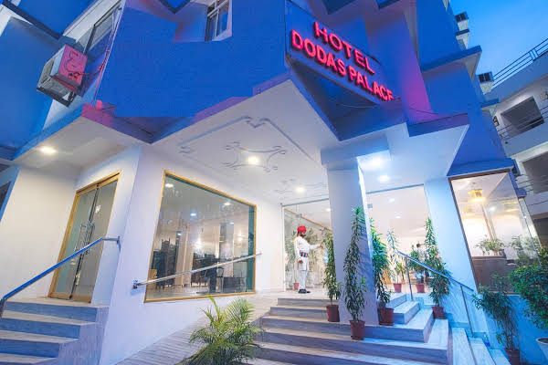 Hotel Dodas Palace