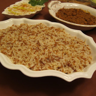 1/2 & 1/2 Rice Recipe