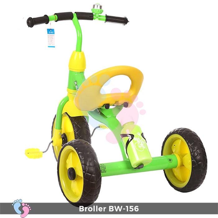 Xe đạp ba bánh trẻ em Broller XD3-156 4