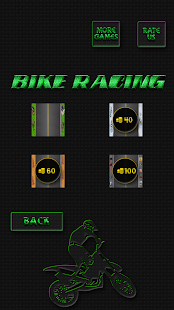 Highway Bike Race  3D Screenshot