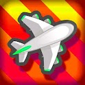 Flight Crazy Motion Sensor icon