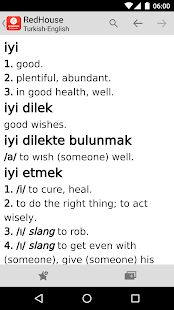 English - Turkish Dictionaries- screenshot thumbnail