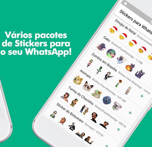 WAStickerApps - Stickers para WhatsApp 2.0 screenshots 2