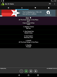 Best Singapore Radios screenshot 7