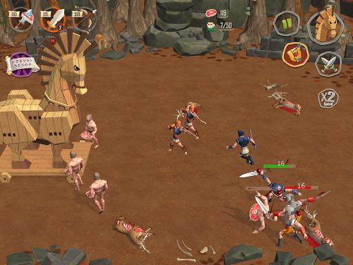 Trojan War: Rise of the legendary Sparta 2.1.5 screenshots 19