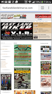 Fast Lane Biker Delmarva- screenshot thumbnail