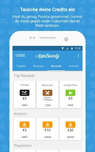 AppBounty - Free gift cards Screenshot