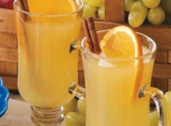 Hot Pineorange Cinnastick Recipe