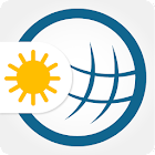 Tiempo & Radar: weather widget icon