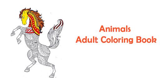 Descargar Animals Adult Coloring Book para PC gratis - última ...