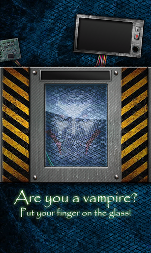 Vampire Scanner Prank HD