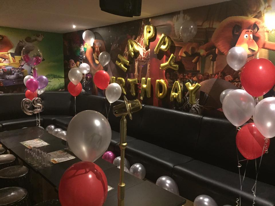 Best Place to Celebrate Birthday Party in KL