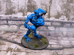 Photo: Cybertronic classic Eradicator - adv.wip