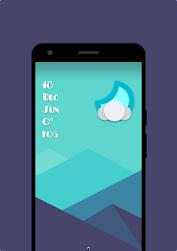 KING - Widget Zooper and KWGT Aplicaciones para Android screenshot