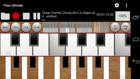 Pitea Ultimate - Church Organ screenshot 0