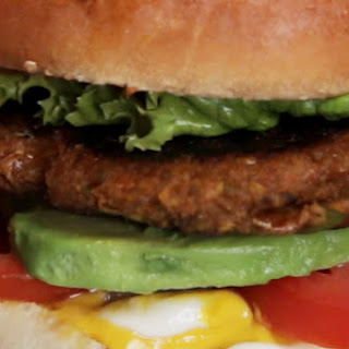 Spicy Masala Veggie Burgers Recipe