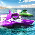 Boat Racing 3D: Jetski Driver & Water Simulator icon