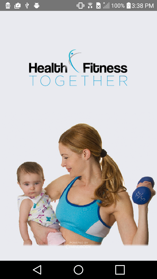 Health & Fitness Together- screenshot