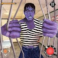 Incredible Monster: Superhero Prison Escape Games