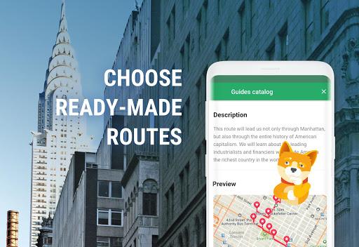 MAPS.ME u2013 Offline maps, travel guides & navigation 10.0.5-Google Screenshots 5