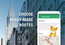 screenshot of MAPS.ME – Offline maps, travel guides & navigation