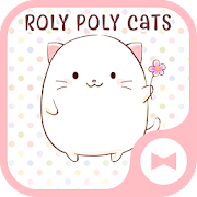 App Cute Wallpaper Roly Poly Cats Theme APK for Windows Phone
