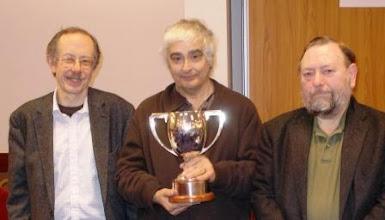 Photo: Championship Pairs Alan Kay & Jerry Cope
